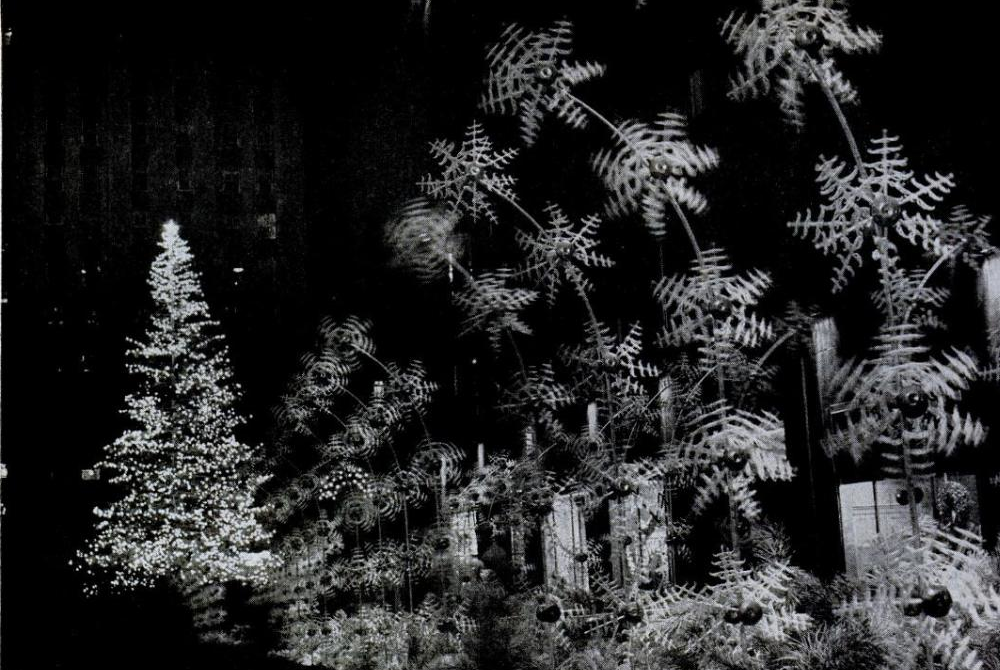 Rockefeller Center Tree 1949