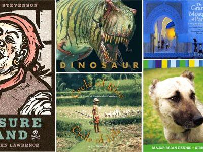 Smithsonian magazine's 2009 Notable Books for Children.