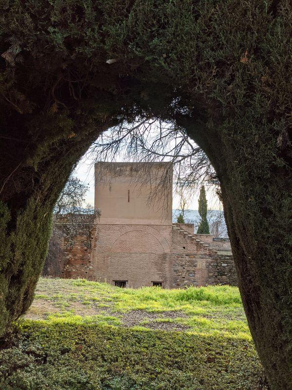 Alhambra Topiary Arch thumbnail