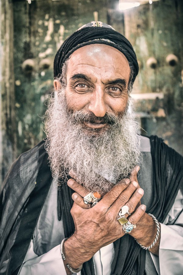 Portrait of a Dervish thumbnail