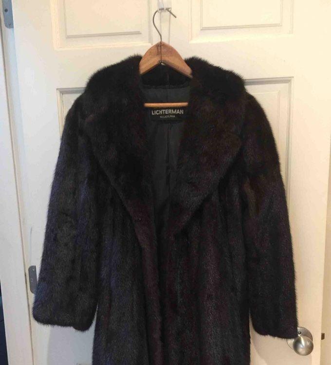 Dorothy Parker Coat
