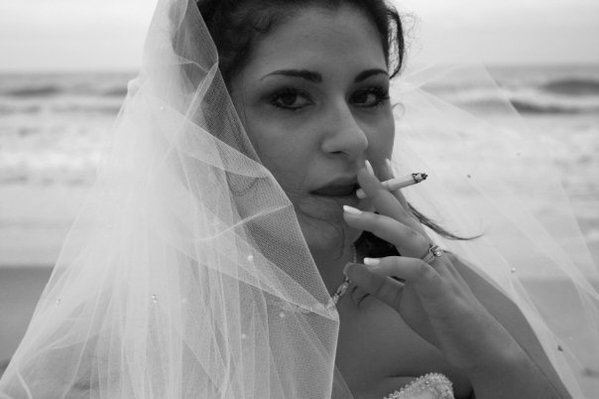 smokin' bride thumbnail