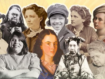 The list includes Artemisia Gentileschi, Wilma Mankiller, Frances Glessner Lee and other Oscar-worthy women.