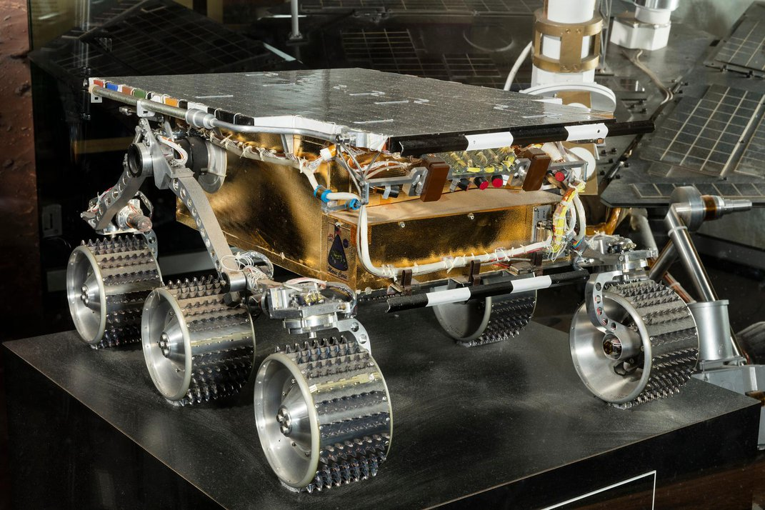 Recalling the Thrill of Pathfinder's Mission to Mars