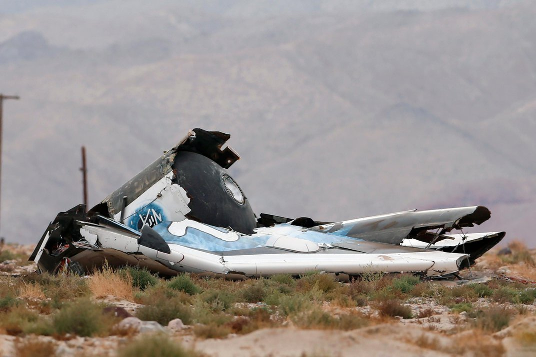 Past Transit Tragedies Point to a Way Forward for Virgin Galactic