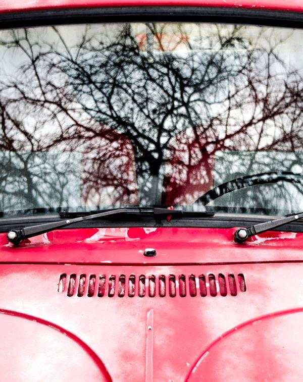 1972 Volkswagon Beetle, Austin, Texas thumbnail