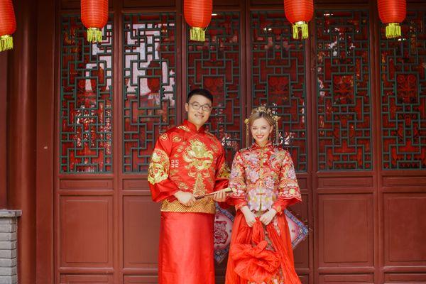 American Bride in China  thumbnail