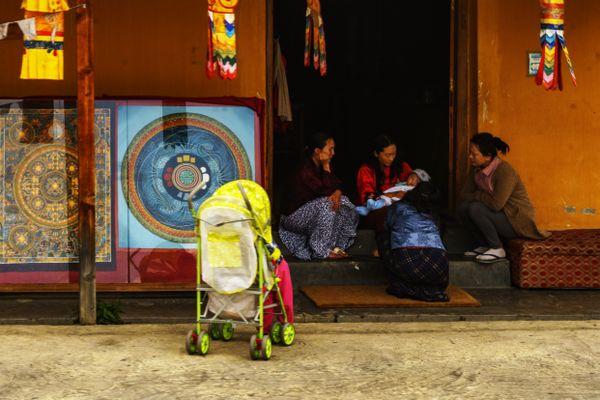 Bhutanese Family  thumbnail