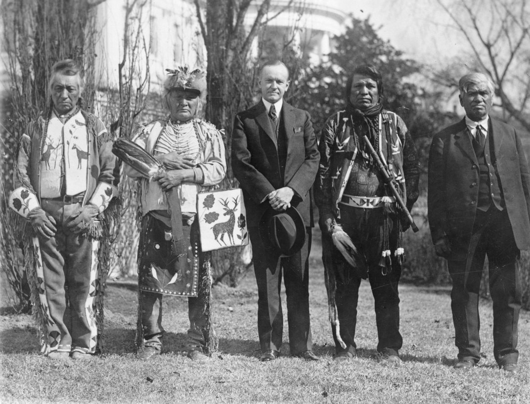 For His Patriotic Birthday, Five Facts About Calvin Coolidge