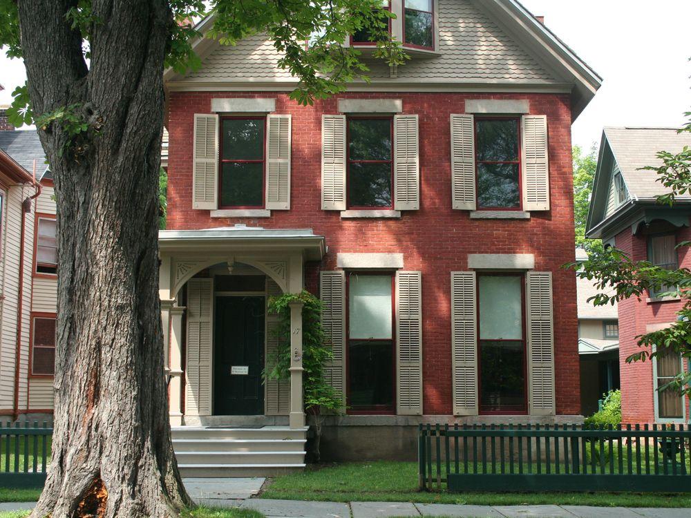 Susan B. Anthony home.JPG