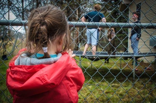 Little Girl Dreaming thumbnail