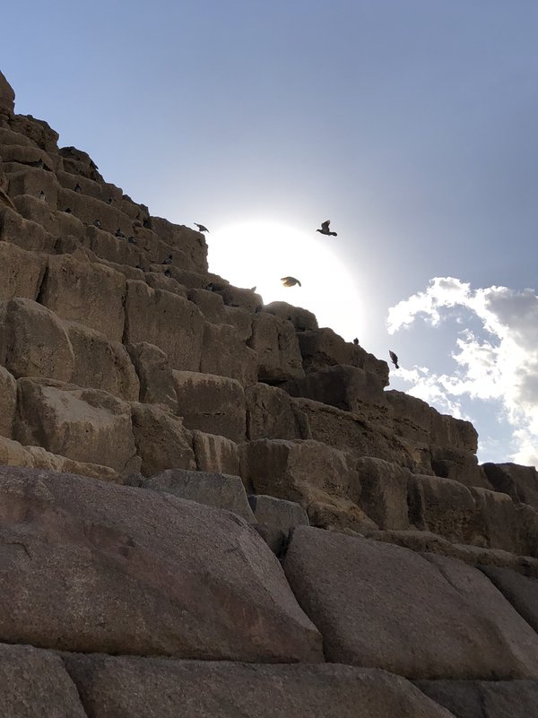 The Doves bring peace over Great Pyramid thumbnail