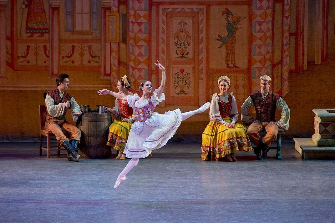 In the Footsteps of Three Modern American Prima Ballerinas