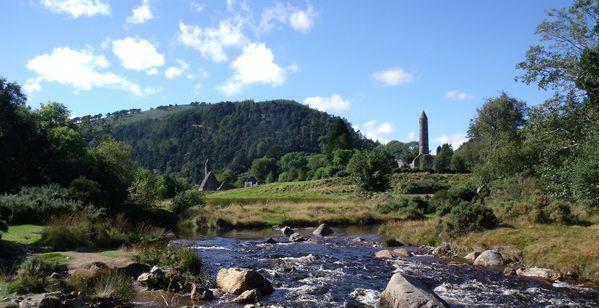 St Kevin's Monastery- Glendalough thumbnail