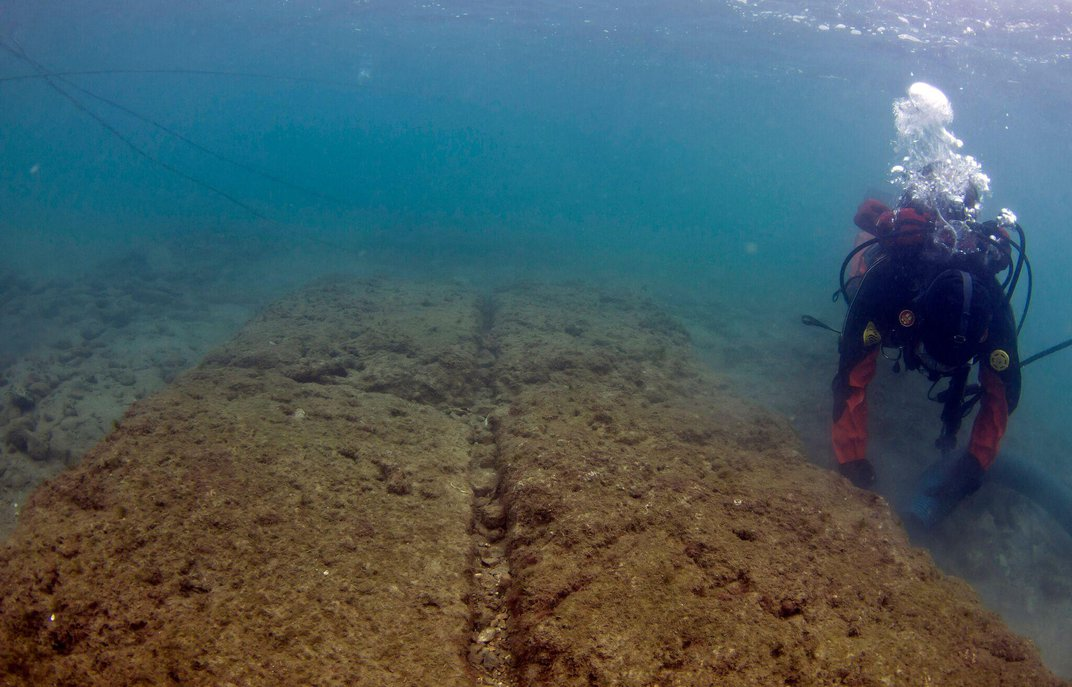 Archaeologists Uncover Massive Naval Bases of the Ancient Athenians