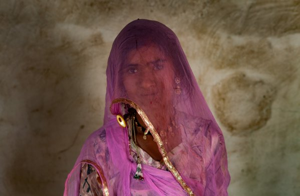 The Rajasthani Girl thumbnail