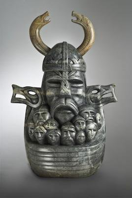 Abraham Anghik Ruben's Sculptures Now at the American Indian Museum