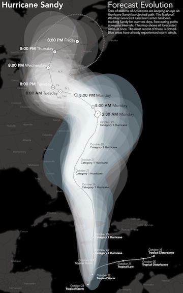 Can We Link Hurricane Sandy to Climate Change?