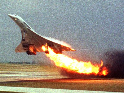 The 2000 crash of Flight 4590, says author Samme Chittum, was a perfect storm of chemistry gone wrong, a disaster as remarkable in its own way as the Concorde's typical grace in flight.