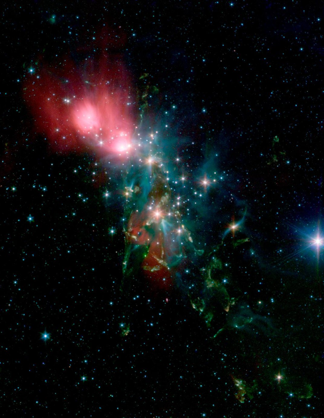 Spitzer Space Telescope Ends Operations After Scanning the Cosmos for 16 Years
