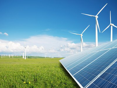 Solar panels and wind turbines could help the U.S. reduce carbon emissions for cheaper than you think.