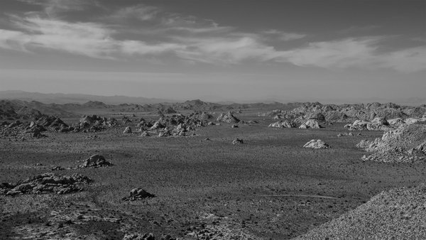 Moon landscape in Joshua Tree thumbnail