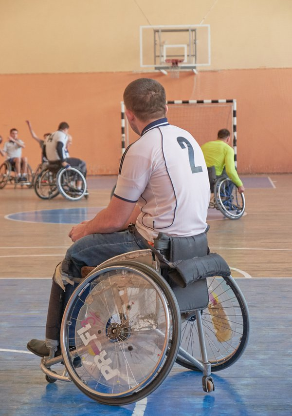 wheelchair basketball training thumbnail