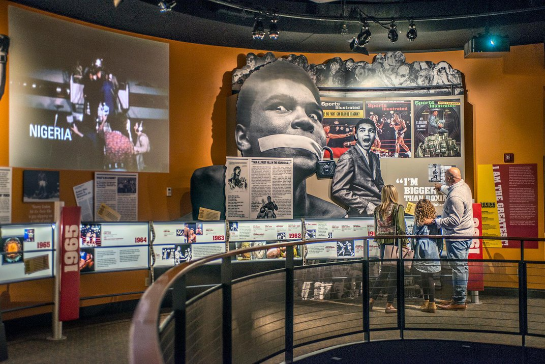 Discover Greatness in Muhammad Ali's Hometown