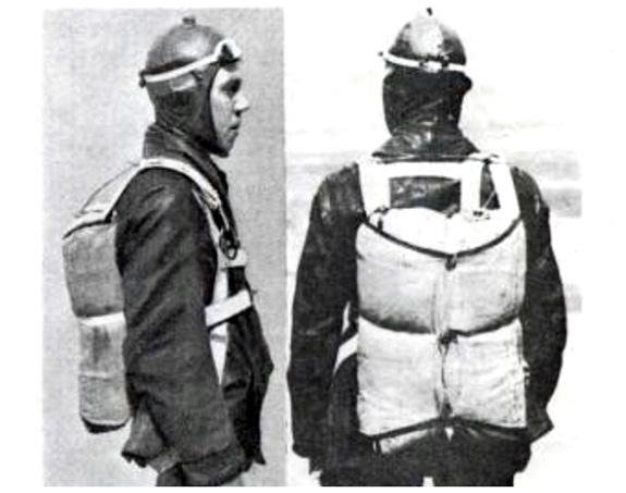 An Early History of the Parachute