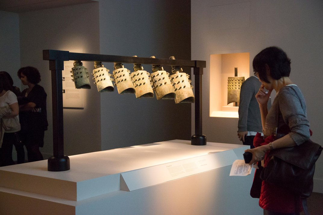 A Rare Collection of Bronze Age Chinese Bells Tells a Story of Ancient Innovation