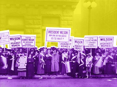 Nearly 16,000 pages of letters, speeches, newspaper articles and other suffragist documents are now available on By the People.