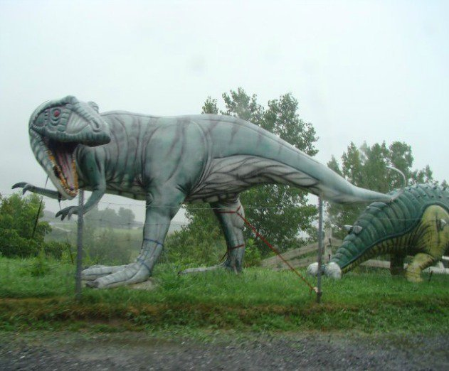 Quebecois Theropod