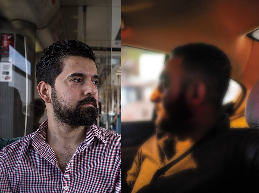 A Modern Odyssey: Two Iraqi Refugees Tell Their Harrowing Story