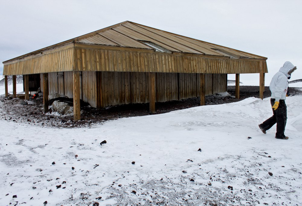 Discovery Hut