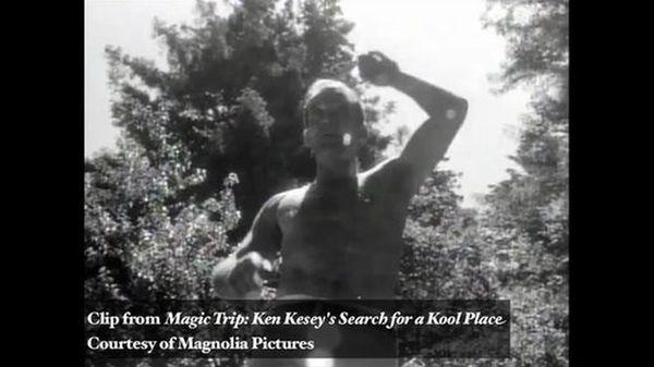 Preview thumbnail for Meet Neal Cassady as Dean Moriarty