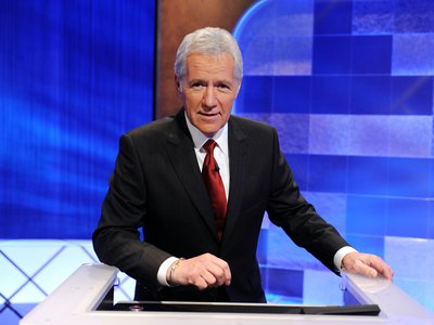 """The longtime """"Jeopardy"""" host died of pancreatic cancer on November 8."""