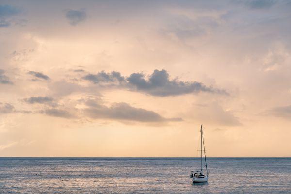 Sunset on Capri thumbnail