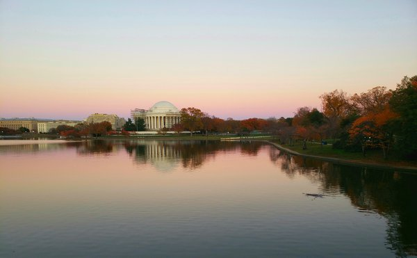 Jefferson Memorial Washington DC thumbnail