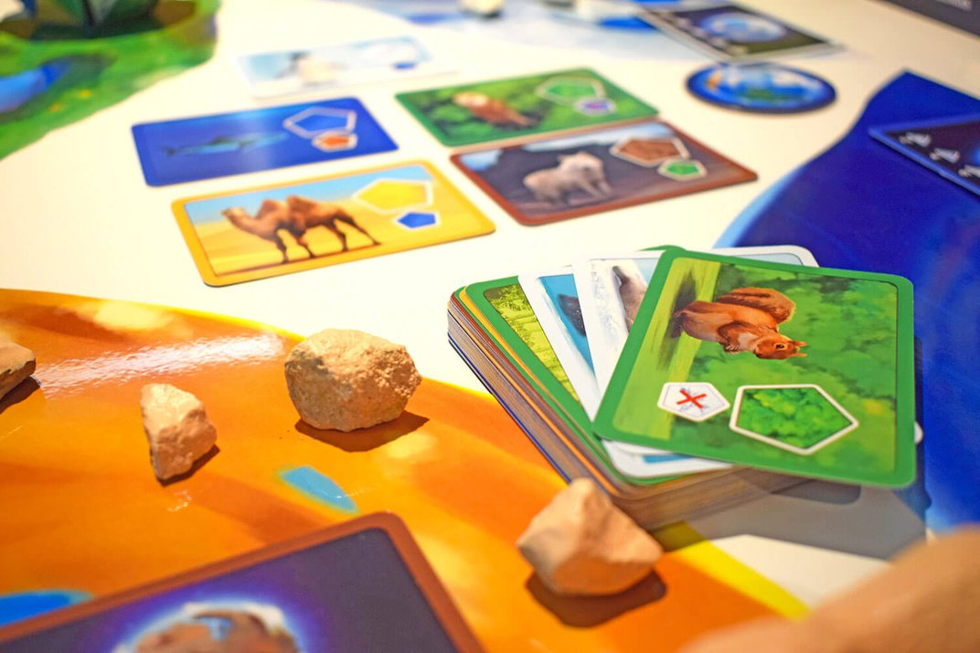 This Board Game Asks Players to Craft a Perfect Planet