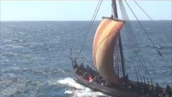Preview thumbnail for Sea Stallion from Glendalough