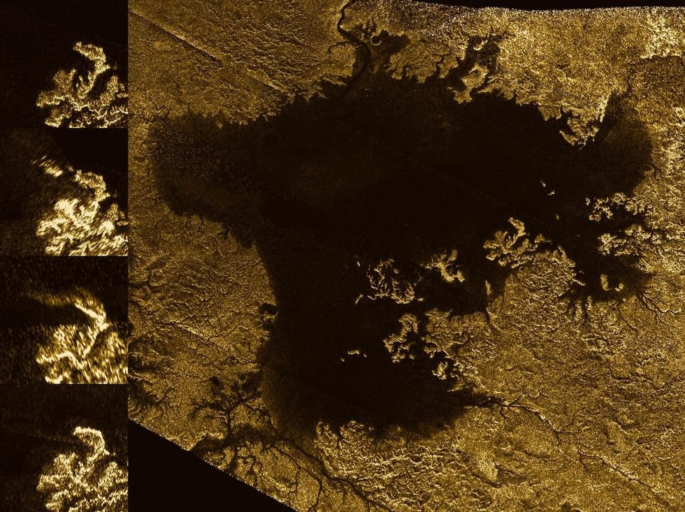 Dragonfly Spacecraft to Scour the Sands of Titan for the Chemistry of Life