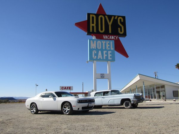 Americana in Mojave on Route 66 thumbnail