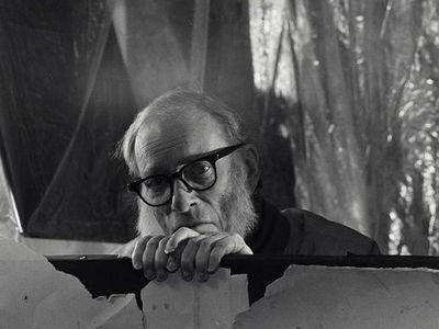 Isaac Asimov at age 70.