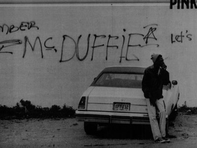 On December 17, 1979, motorcyclist Arthur McDuffie was murdered by police, who were later acquitted. Nearly 5,000 people convene in downtown Miami to protest.