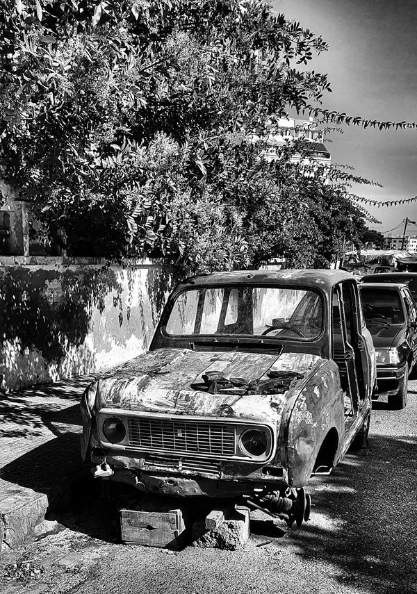 Vintage car thumbnail