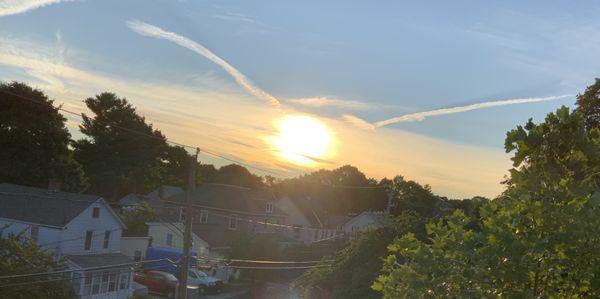 Holy Spirit Sunrise thumbnail