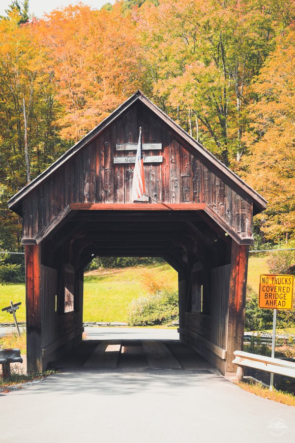 Vermont Covered Bridge thumbnail