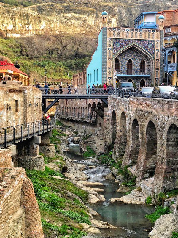 Old Tbilisi thumbnail