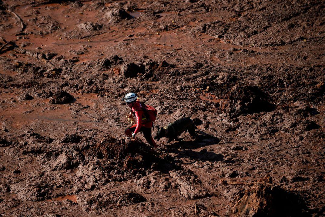 Brazilian Mine Disaster Leaves 58 Dead, 200 Missing