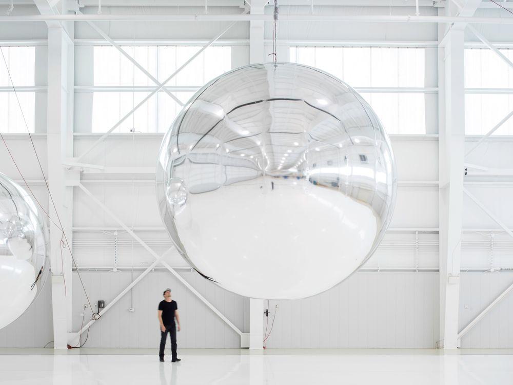 Trevor Paglen, Satellite Prototype